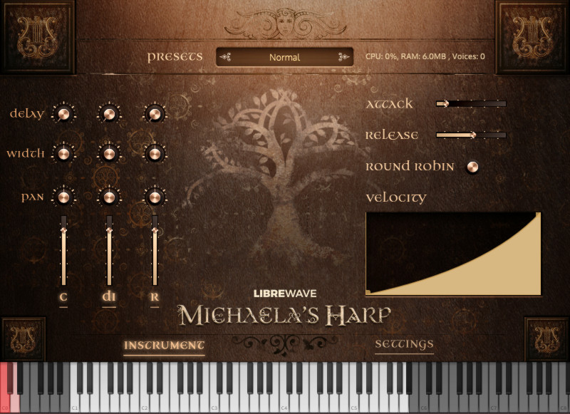 michaelas-harp-interface